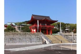 交通安全の神社